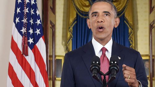 Obama announces international coalition to 'degrade and destroy' ISIS