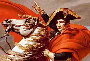Daily Quiz: In which battle was Napoleon Bonaparte finally defeated?