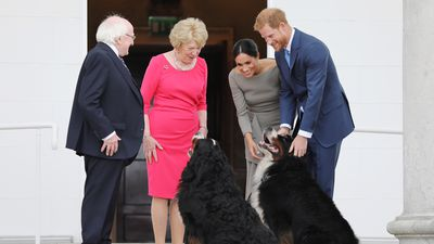 Harry and Meghan visit Ireland, 11 July 2018