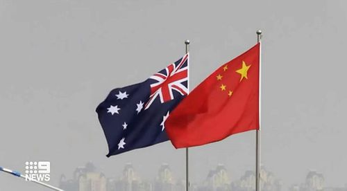 China has vented its fury at Australia's nuclear submarine deal