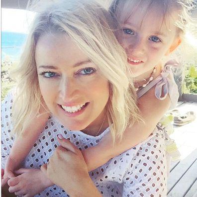 Jackie O dan putrinya Kitty.