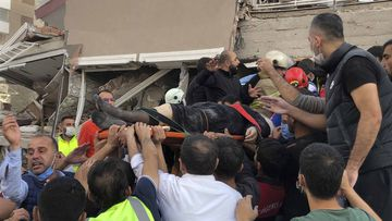 Rescuers pull more than 100 Turkey earthquake survivors from rubble