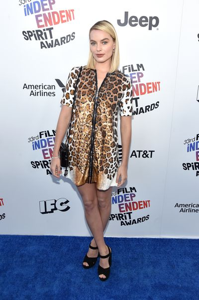 <p>It's the eve of film's night of night's, the Academy Awards. But before the stars pull out all the style stops for the Oscars, the A-listers gathered to celebrate the best in independent film at the 2018 Film&nbsp;Independent Spirit Awards in Los Angeles.<br /> <br /> In a rather bold move, Margot Robbie ditched the traditional full length gown for a Louis Vuitton mini-dress, while Amanda Seyfried&nbsp;stunned in a cut-out Alexander McQueen gown.</p> <p>Click through to see the A-listers who brought their A-game...</p>