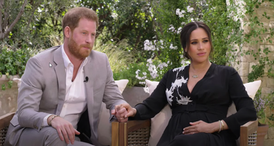 Harry and Meghan's Oprah interview