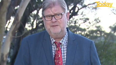 Robert Booy said NSW can expect case numbers to drop dramatically once vaccinations hit 70 - 80 per cent.