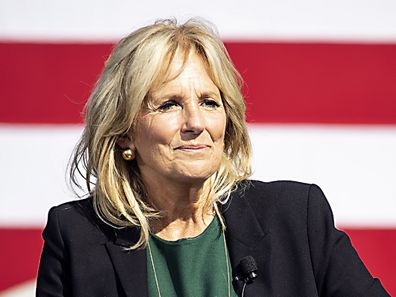 Dr Jill Biden has been criticised for using a 'Dr' title in her name.
