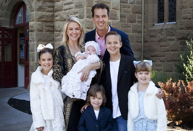 Lauren Newton family
