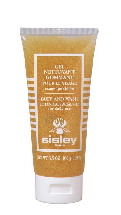 "<p><a href=""http://shop.davidjones.com.au/djs/en/davidjones/buff-and-wash-facial-gel"" target=""_blank"">Buff and Wash Facial Gel, $130, Sisley</a></p>"
