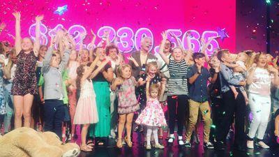 Channel Nine Telethon raises $12 million for sick kids