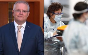Possible fines for people who refuse virus testing as PM says 'lessons' can be learnt from Victoria's surge