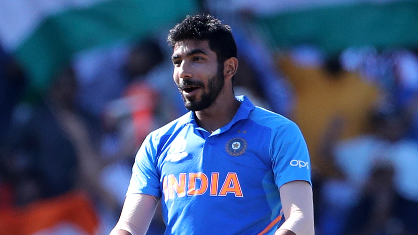 Jasprit Bumrah's audacious hat-trick attempt as India crush West Indies