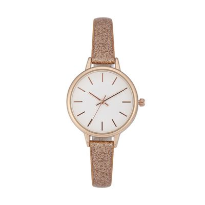 "<a href=""http://www.kmart.com.au/product/glitter-watch/1800930"" target=""_blank"">Kmart Glitter Watch, $9</a><br>"