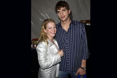 """Melissa claims to the mag that she tried to kick the <i>That '70s Show</i> star out of her parties for his """"smartass remarks"""", claiming that """"Ashton and I just didn't get along."""" Yikes! <br/><br/>(Image: Getty)"""