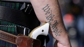 Texas will allow people to buy handguns without a licence, any training, or a background check.