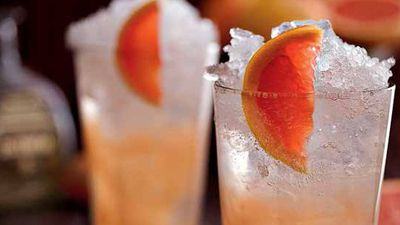 "Recipe: <a href=""http://kitchen.nine.com.au/2016/05/05/15/35/paloma-cocktail"" target=""_top"">Paloma cocktail</a>"