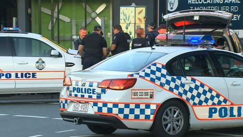 Man in custody after Brisbane stand-off