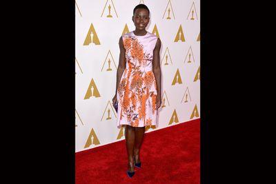 <i>12 Years A Slave</i> actress Lupita Nyong'o.
