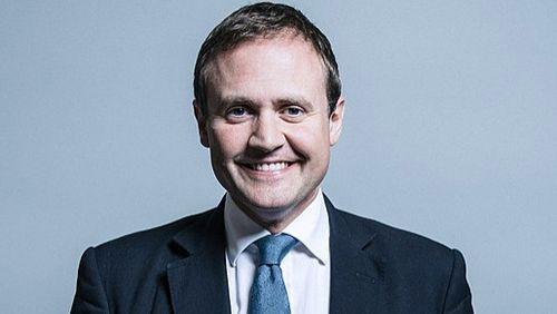 British MP Tom Tugendhat