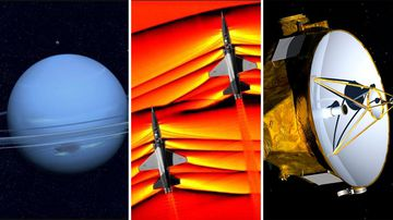 Space NASA achievements gallery