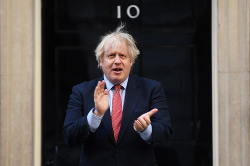 Boris Johnson's government had originally been intending to not provide the meals during the summer holidays, but backtracked following public pressure from Rashford's campaign.