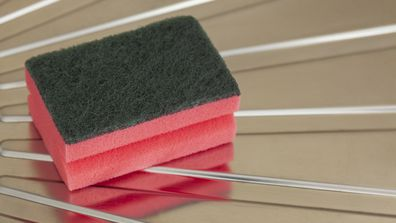 3 hacks that prove the kitchen sponge is the most versatile cleaning item
