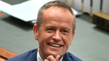 Thirty-three percent of voters favour Bill Shorten for the job of prime minister. (AAP)
