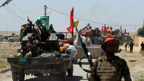 US service member killed in blast near Iraqi city of Mosul