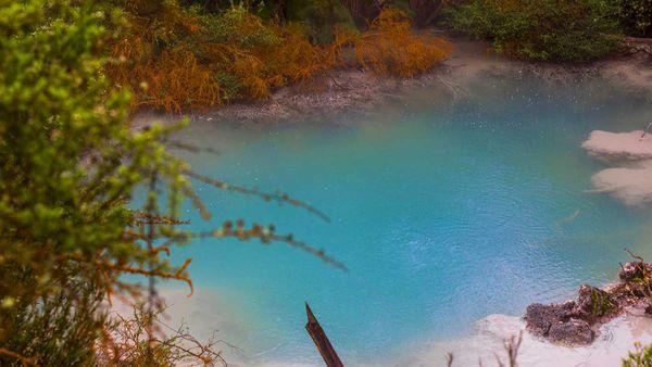 New Zealand's 'hidden valley'