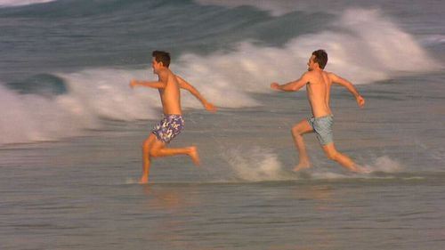 Sydney and Brisbane are also set to experience a weekend of warmer weather, while Melbourne, Hobart and Adelaide could receive some cloud and rain.