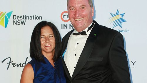 In the book, Mr Joyce uses his marriage break-up and personal struggles as a way to examine policy for improving the lives of regional Australians. Picture: Supplied.