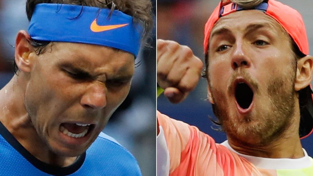 Pouille upsets Nadal at US Open