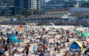 Petition launched to open European-style paid cabanas on Bondi Beach