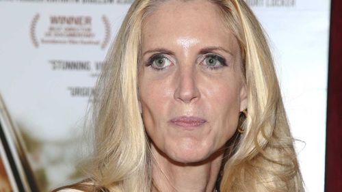 Conservative commentator Ann Coulter