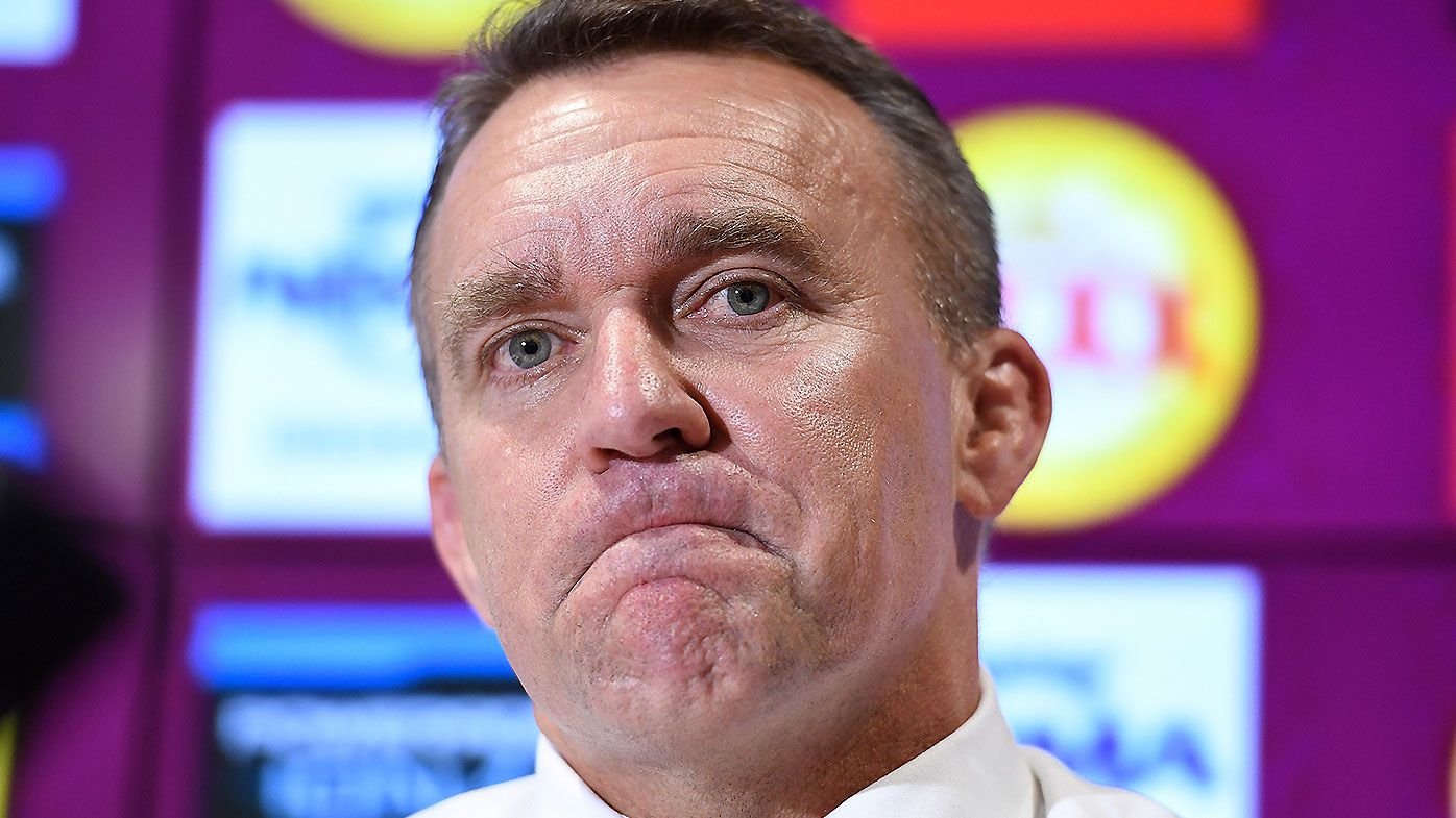 Broncos legend Chris Johns calls for pressure to be put on club's powerbrokers before Anthony Seibold