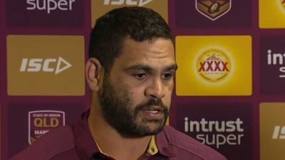 South Sydney skipper Greg Inglis says racism is 'appalling' and most stop after Penrith attack
