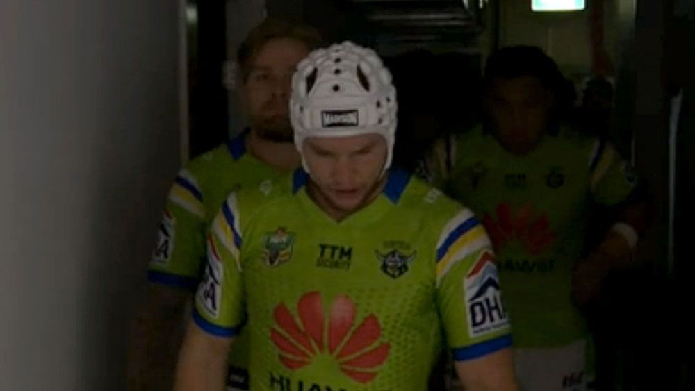 Lights go out on Dragons and Raiders in NRL