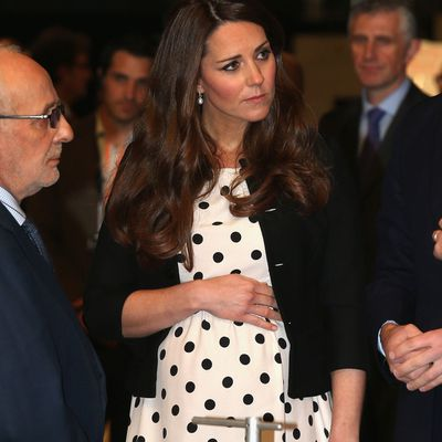 Royal pregnancies: The Duchess of Cambridge pregnant with Prince George