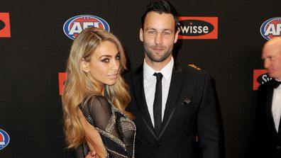 Nadia and Jimmy Bartel