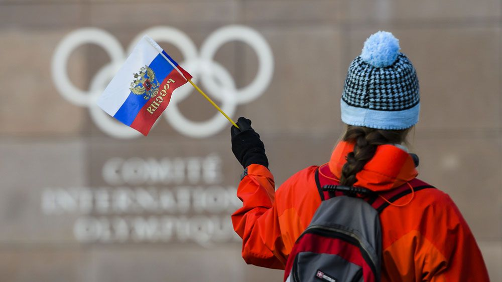 Russia to appeal decision to ban them from competing at 2018 Winter Olympic Games