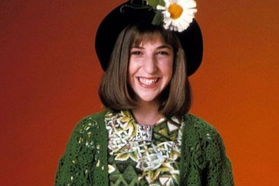 <b>Back in the 90s…</b> With her amazing collection of floppy flower hats and her amazing(ly crap) bedroom dance skills, Blossom Russo was the kind of teenager every 90s girl wanted to be.