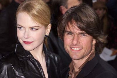 Tom Cruise and Nicole Kidman<br />