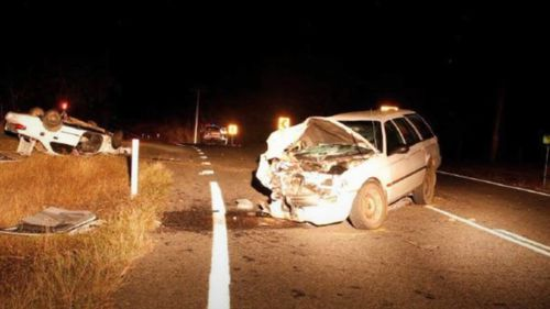 Elyse died one week after the crash in Dimbulah. (9NEWS)