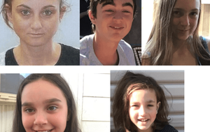 Melbourne mother missing with four children