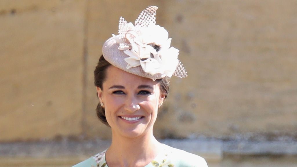 Pippa Middleton's maternity moments