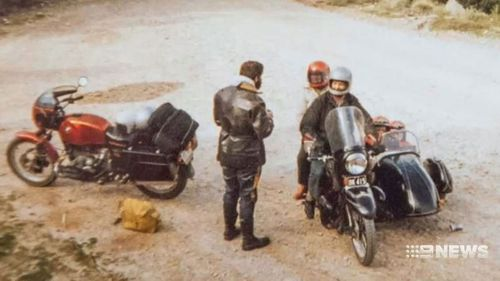 Karen Edwards, Timothy Thomson and Gordon Twaddle were on a motorcycle trip when they were killed.