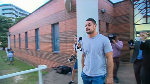 Under strict bail conditions, Hayne is required to report to police three times a week, had to surrender his passport, paid a $20,000 surety and cannot enter the Newcastle area.
