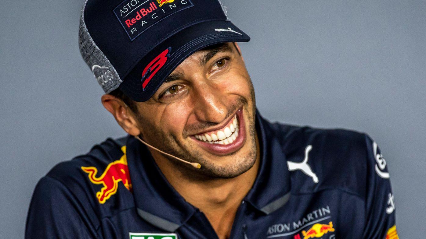 Daniel Ricciardo open to Mercedes or Ferrari F1 move