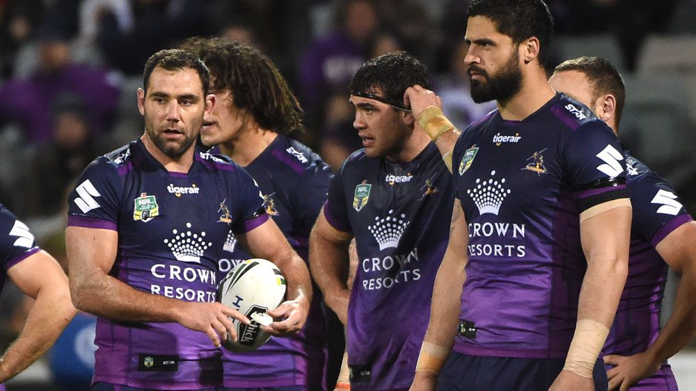 Bellamy concerned about 'flat' Storm