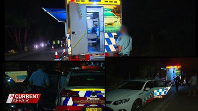 Forty cars and 80 officers were mobilised as part of the latest blitz. (9NEWS)