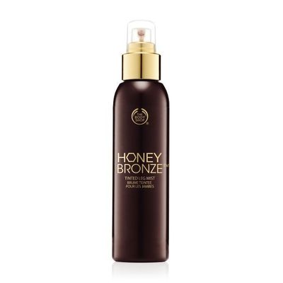 "<p><a href=""http://www.thebodyshop.com.au/make-up/bronzing/honey-bronze-leg-mist?gclid=Cj0KCQiA_5_QBRC9ARIsADVww147ms10MP5IqGvcf3ei8LzqWHoZgAdh_uymkYJ-DB2y0yYglvNmn2waAnXdEALw_wcB&amp;gclsrc=aw.ds#.WgkhVlWWaUk"" target=""_blank"">The Body Shop Honey Bronze Leg Mist, $29</a></p>"